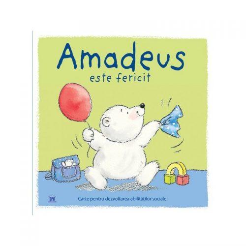 Amadeus este fericit (ed. tiparita)
