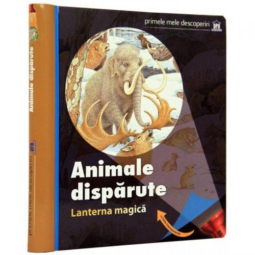 Animale disparute (ed. tiparita)