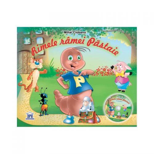 Rimele ramei Pastaie (ed. tiparita + DVD)