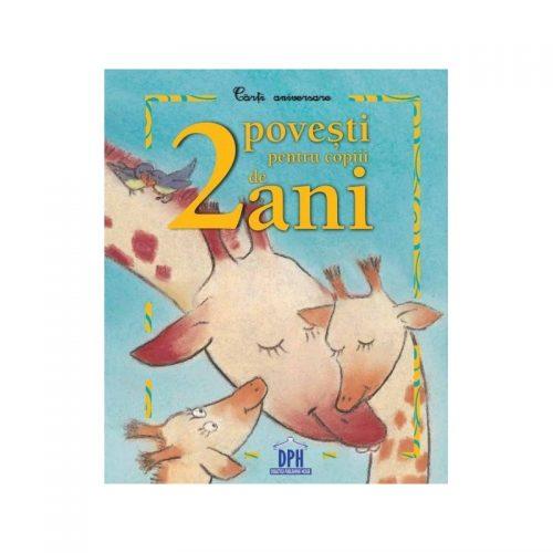 2 povesti pentru copiii de 2 ani (ed. tiparita)
