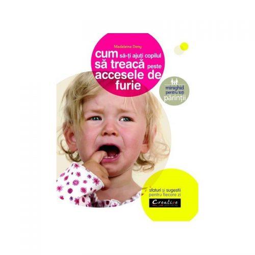Cum sa-ti ajuti copilul sa treaca peste accesele de furie (ed. tiparita)