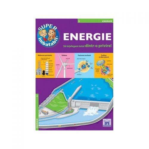 Super imbatabil - Energia (ed. tiparita)