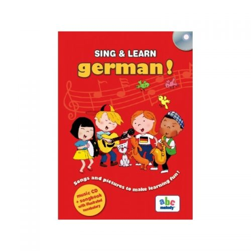 Sing&Learn German! (ed. tiparita + CD)