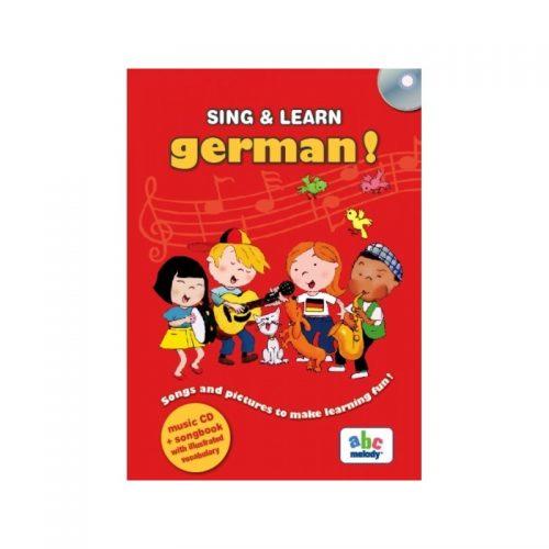 Sing&Learn German! (ed. tiparita + CD)