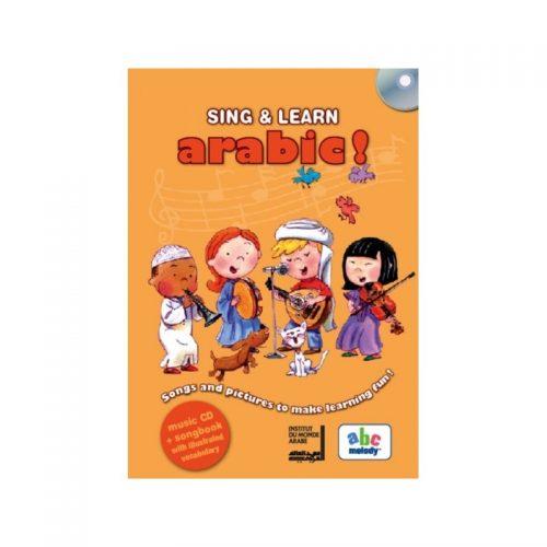 Sing&Learn Arabic! (ed. tiparita + CD)