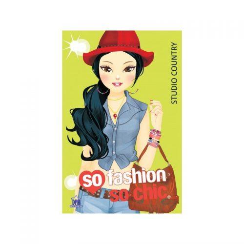 So fashion so chic: Studio country (ed. tiparita)