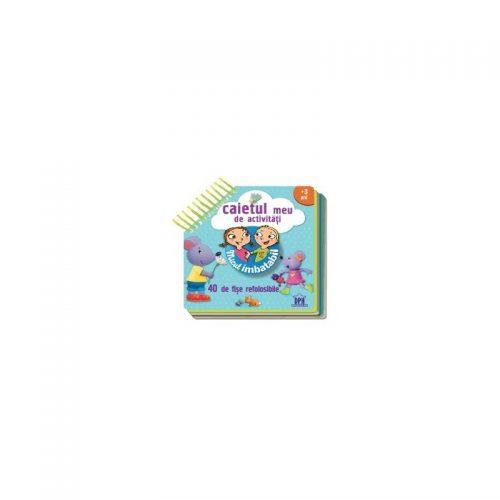 Micul Imbatabil: Caietul meu de activitati (copii +3 ani) (ed. tiparita)