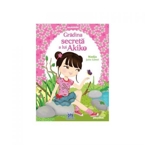 Gradina secreta a lui Akiko (ed. tiparita)
