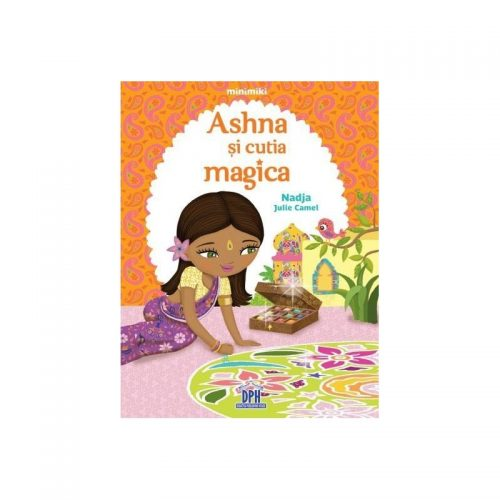 Ashna si cutia magica (ed. tiparita)