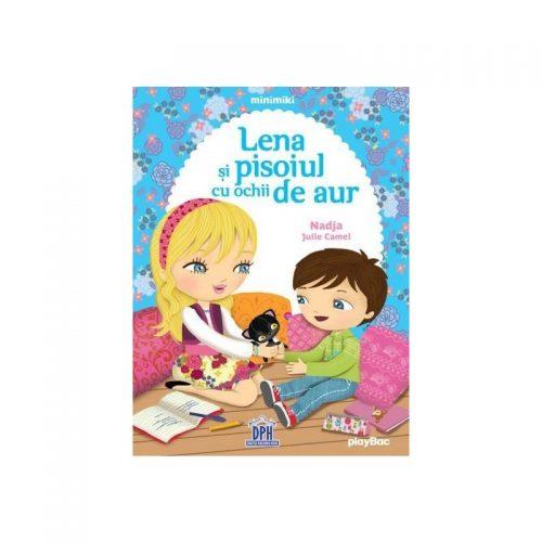 Lena si pisoiul cu ochii de aur (ed. tiparita)