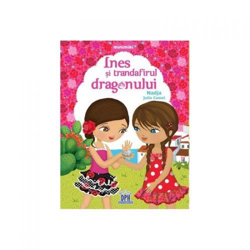 Ines si trandafirul dragonului (ed. tiparita)