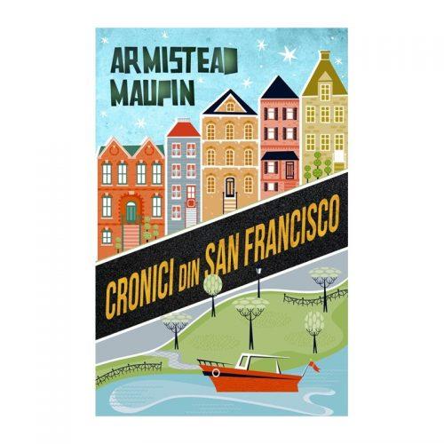 Cronici din San Francisco (ed. tiparita)