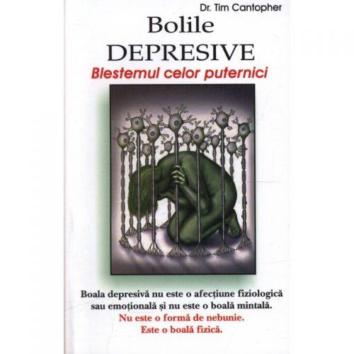 Bolile depresive: Blestemul celor puternici (ed. tiparita)