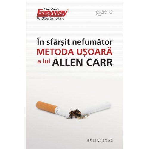 In sfarsit nefumator: Metoda usoara (ed. tiparita)