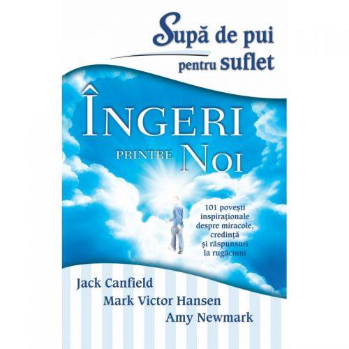 Supa de pui pentru suflet: Ingeri printre noi (ed. tiparita)