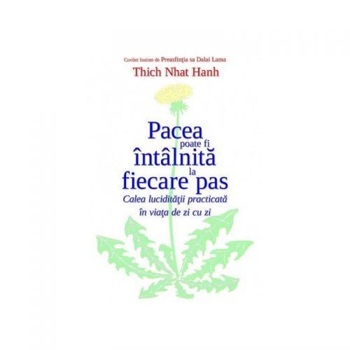 Pacea poate fi intalnita la fiecare pas (ed. tiparita)