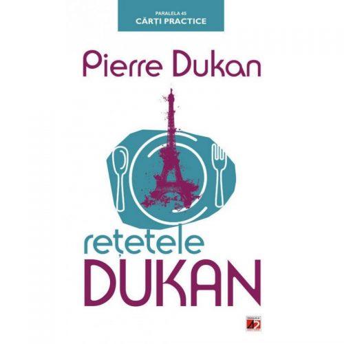 Retetele Dukan (ed. tiparita)