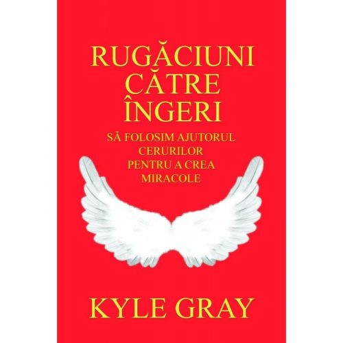 Rugaciuni catre ingeri (ed. tiparita)