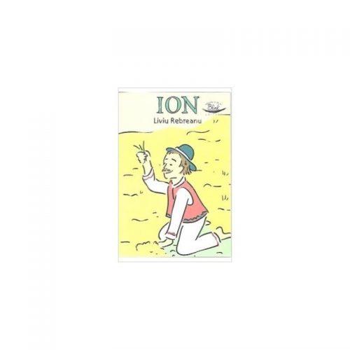 Ion (ed. tiparita)