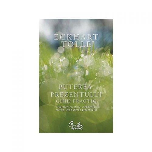 Puterea prezentului. Ghid practic (ed. tiparita)