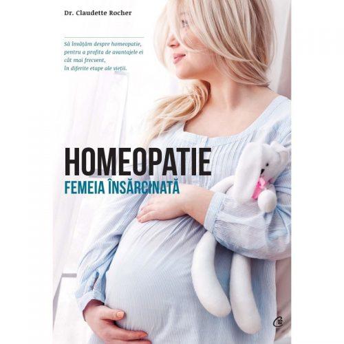 Homeopatie: Femeia insarcinata (ed. tiparita)