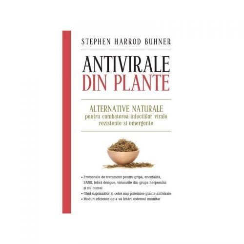 Antivirale din plante (ed. tiparita)