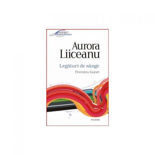 Legaturi de sange: Povestea Ioanei (ed. tiparita)