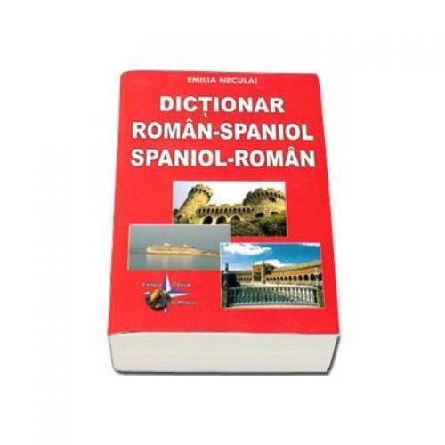 Dictionar Roman-Spaniol, Spaniol-Roman (ed. tiparita)