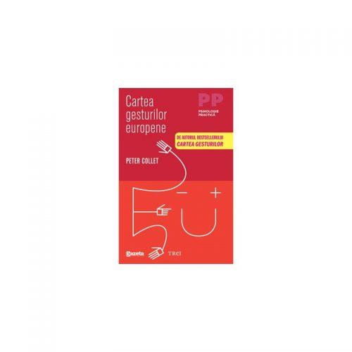 Cartea gesturilor europene (ed. tiparita)