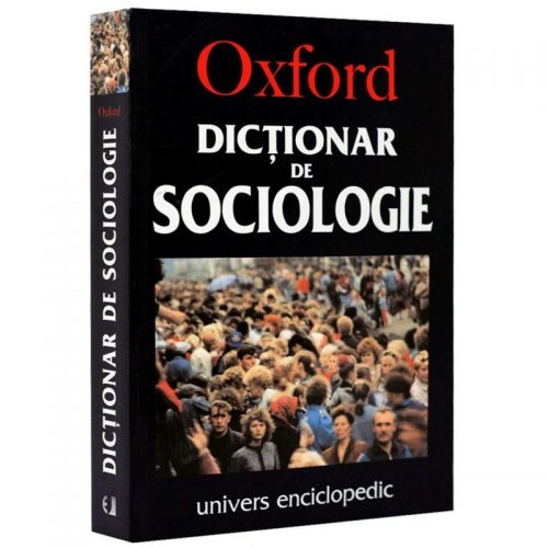 Dictionar de sociologie Oxford (ed. tiparita)