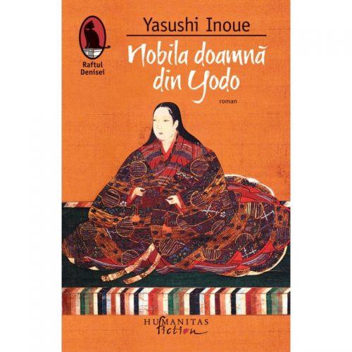Nobila doamna din Yodo (ed. tiparita)