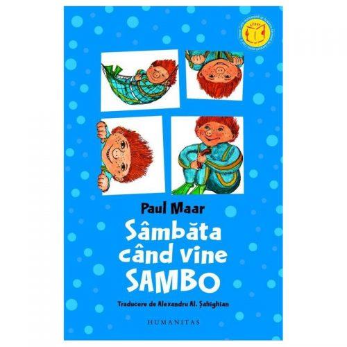 Sambata cand vine Sambo (ed. tiparita)