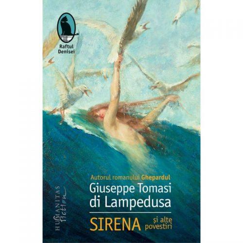 Sirena si alte povestiri (ed. tiparita)