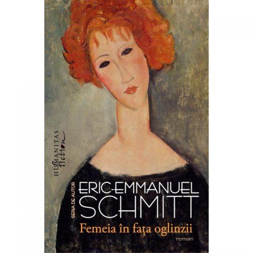 Femeia in fata oglinzii (ed. tiparita)