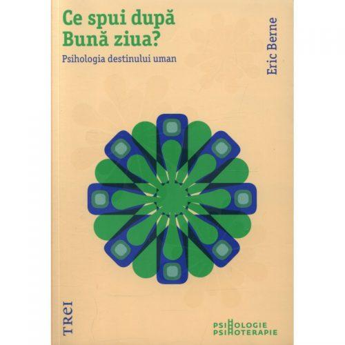 Ce spui dupa Buna ziua?: Psihologia destinului uman (ed. tiparita)