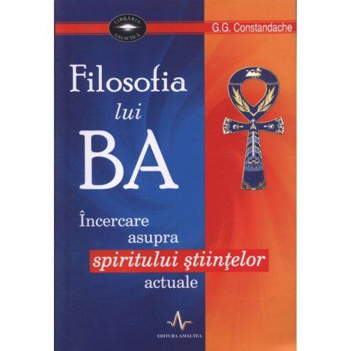 Filosofia lui BA (ed. tiparita)
