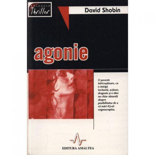 Agonie (ed. tiparita)