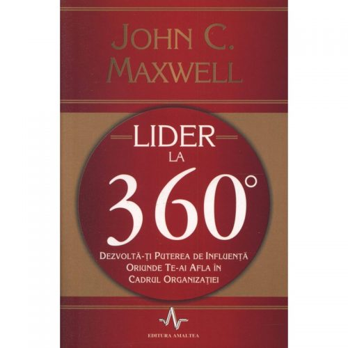 Lider la 360 de grade (ed. tiparita)