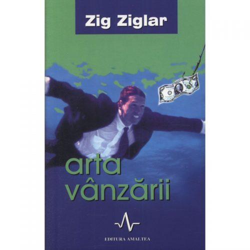 Arta vanzarii (ed. tiparita)