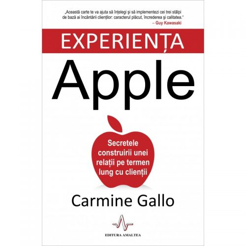 Experienta Apple (ed. tiparita)