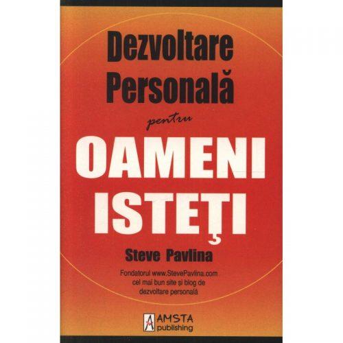 Dezvoltare personala pentru oameni isteti (ed. tiparita)