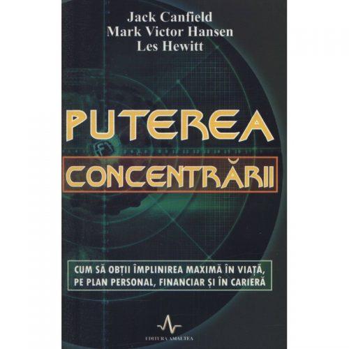 Puterea concentrarii (ed. tiparita)