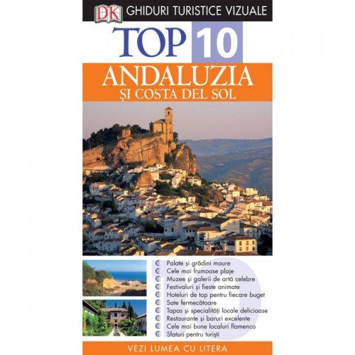 Andaluzia si Costa Del Sol (ed. tiparita)