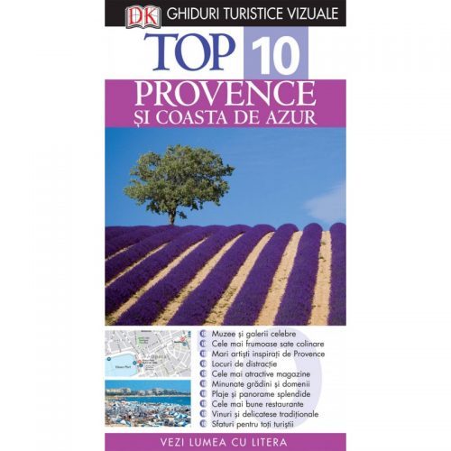 Provence si Coasta de Azur (ed. tiparita)