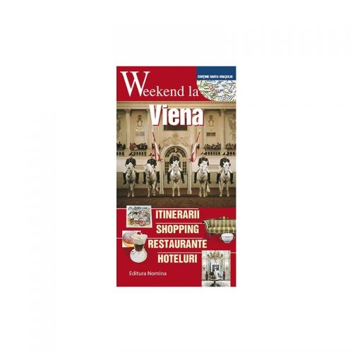 Weekend la Viena (ed. tiparita)