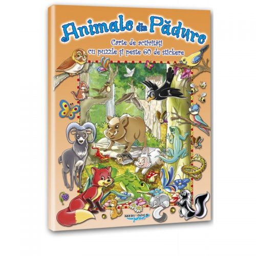 Animale de Padure (ed. tiparita)