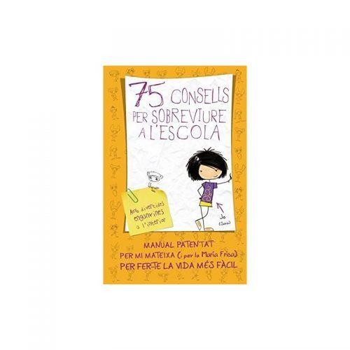 75 de sfaturi pentru a supravietui la scoala (ed. tiparita)