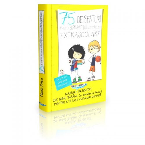 75 de sfaturi pentru a supravietui activitatilor extrascolare (ed. tiparita)