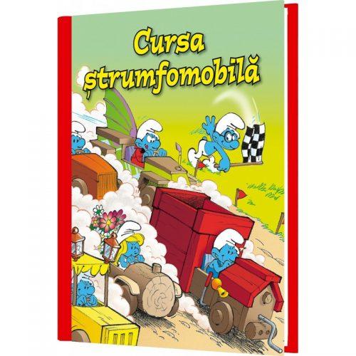 Cursa Strumfomobila, Globurile de cristal (ed. tiparita)