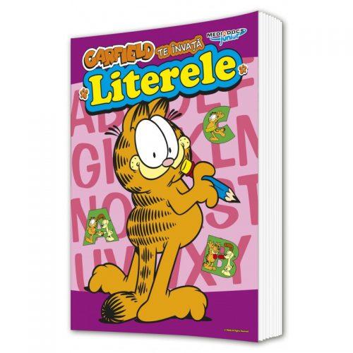 Garfield: Te invata literele (ed. tiparita)